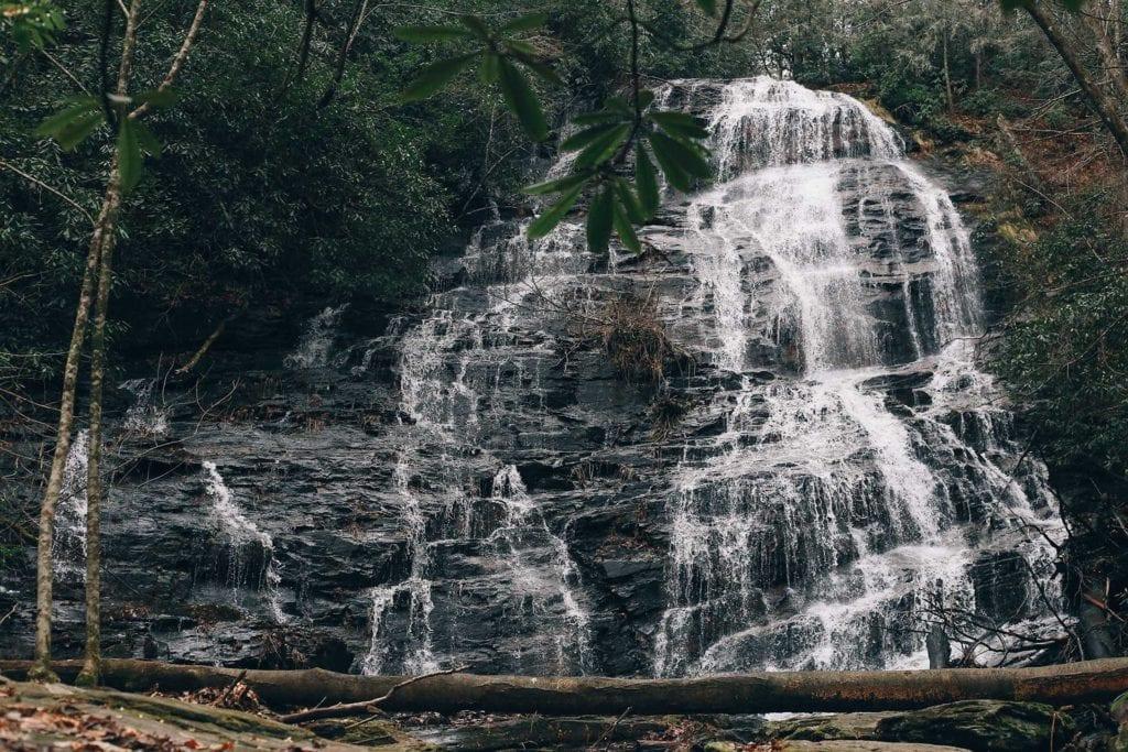 Horse Trough Falls Helen