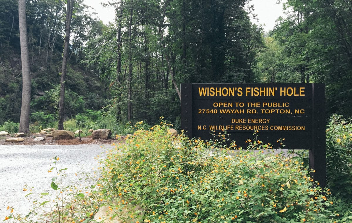 Wishon's Fishing Hole