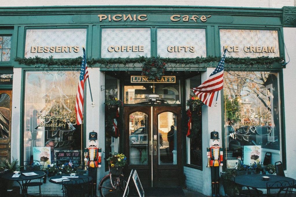 Picnic Cafe Dahlonega